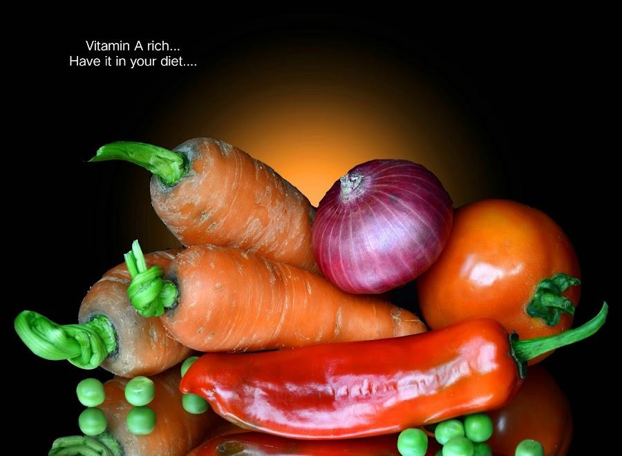Vitamin...  by Asif Bora - Typography Quotes & Sentences
