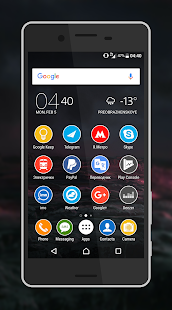 Annular - Icon Pack Theme Screenshot