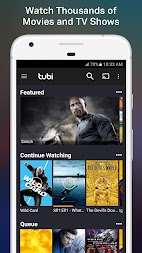 Tubi TV - Free Movies & TV APK screenshot thumbnail 1