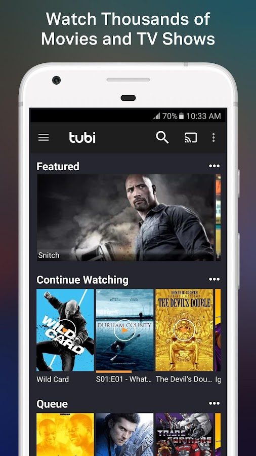 Tubi TV - Free Movies & TV- screenshot