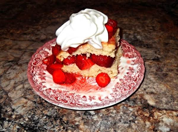 Old-fashioned Strawberry Shortcake-updated