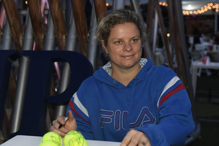 Kim Clijsters klaar voor US Open en wil goede lijn uit laatste matchen doortrekken