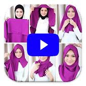 Hijab Tutorial Video