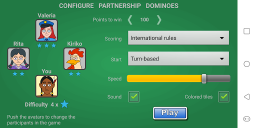 Partnership Dominoes 1.6 screenshots 7