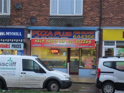 Pizza Plus On Victoria Road Pizza Takeaway In Town Centre