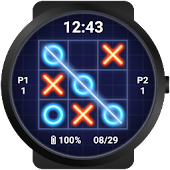 Tic Tac Toe Watch Face