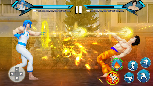 Karate king Fighting 2019: Super Kung Fu Fight screenshots 3