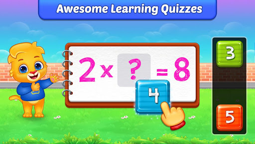 Multiplication Kids - Math Multiplication Tables android2mod screenshots 2