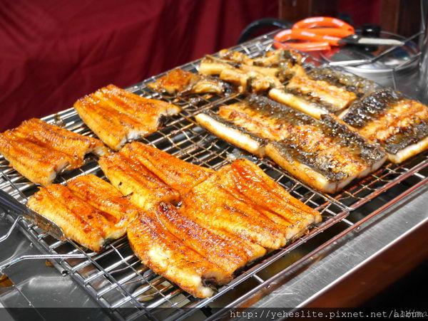 高川鰻魚飯