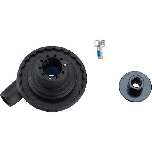 Fox FIT4 Remote Factory Top Cap Interface Parts, U-Cup, Push-UnLock