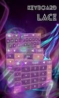 Screenshot of Lace GO Keyboard