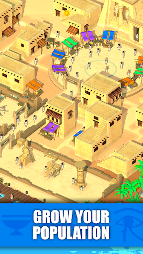 Idle Egypt Tycoon screenshots 2