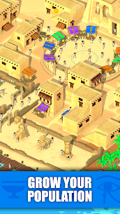 Idle Egypt Tycoon MOD (Free Purchase/Upgrade) 2