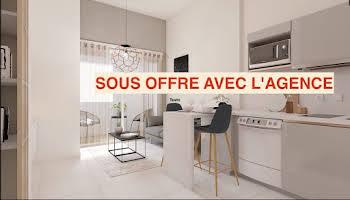 Appartement 2 pièces 30,4 m2