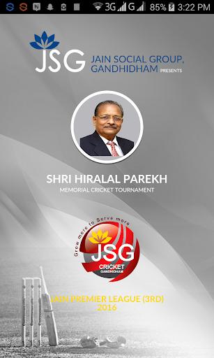 JSG -Jain Social Group Cricket