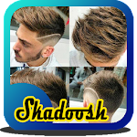Trendy Popular Men Haircut Icon