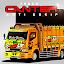 Truck canter Simulator Indonesia icon