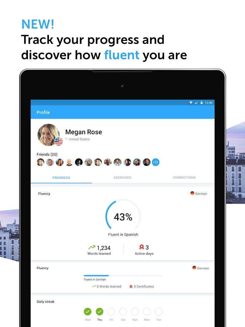 busuu: Learn Languages - Spanish, English & More Screenshot 10