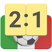 Live Scores for Serie A 2017/2018