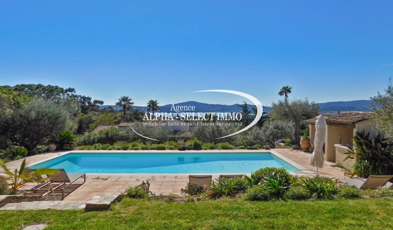 Maison avec piscine et terrasse Grimaud