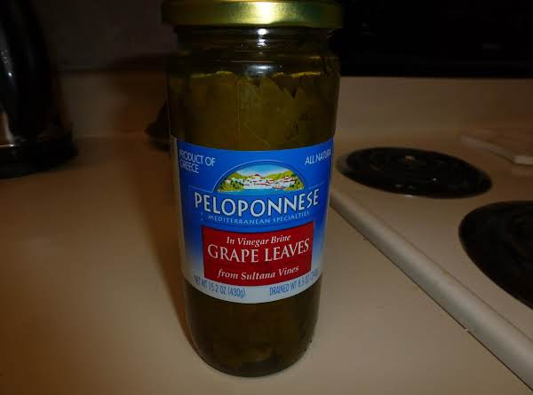 Unstuffed Grape Leaves Recipe