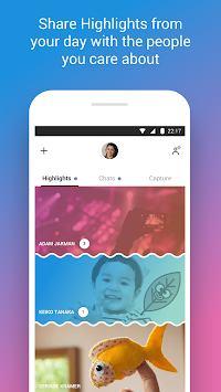 Skype - free IM & video calls APK screenshot thumbnail 5