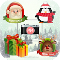 My Christmas Photo Sticker icon