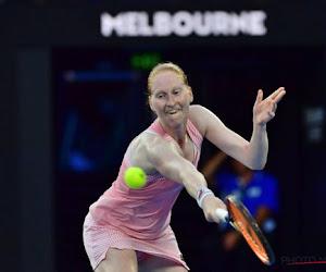 Alison Van Uytvanck kansloos onderuit in eerste ronde