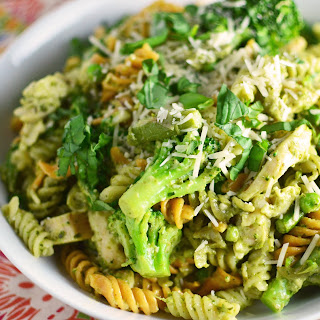 Ground Beef Pesto Pasta Recipes