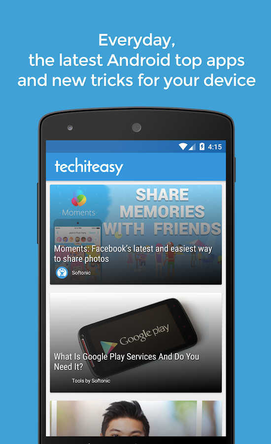 TechItEasy- screenshot