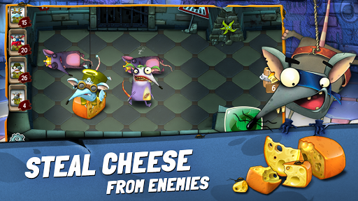 The Rats: Feed, Train and Dress Up Your Rat Family filehippodl screenshot 3