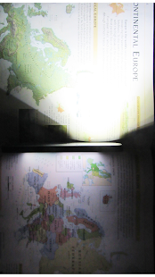 Flashlight Scanner 3+1 screenshot