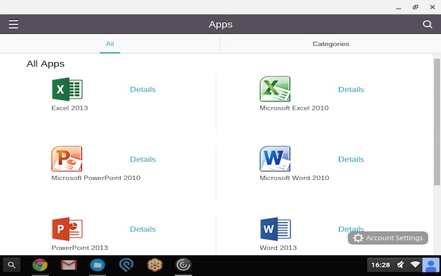 Citrix Workspace app TechPreview