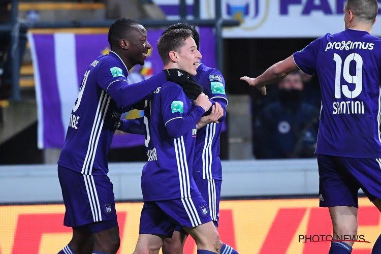 Après l'échec Ferreyra, Anderlecht a un autre buteur dans le viseur