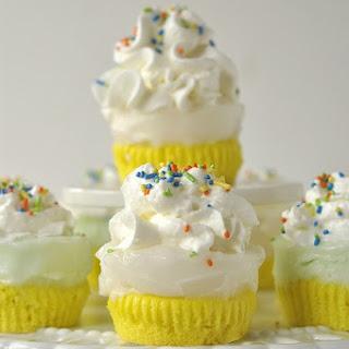 Pillsbury Funfetti Bold Ice Cream Cupcakes