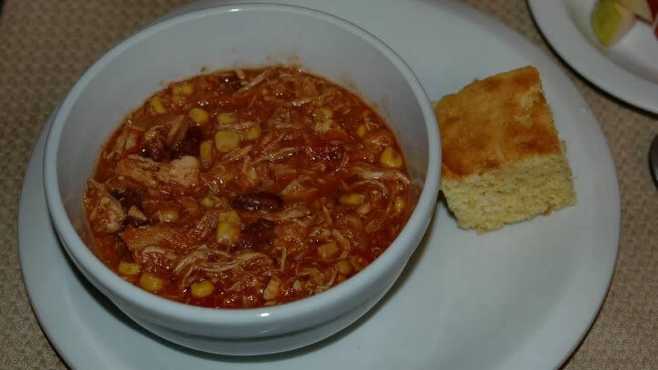 10 Best Southwestern Chicken Chili Crock Pot Recipes Yummly
