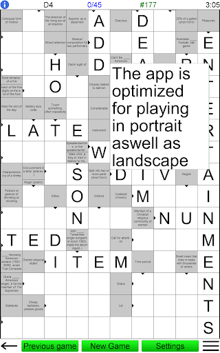 Arrow Crossword screenshots 12