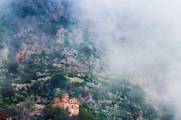 La Cattolica nella nebbia di Fiorenza Aldo Photo