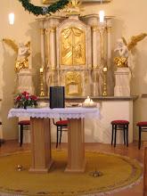 Photo: Kirche Maria Himmelfahrt in Hönigtal