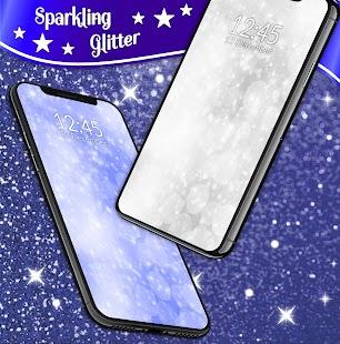 Sparkling Glitter Wallpaper - náhled