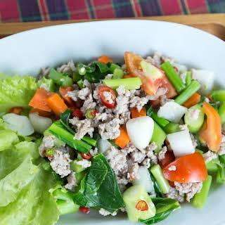 Mexican Chopped Salad with Honey-Lime Dressing recipe   Epicurious.com.