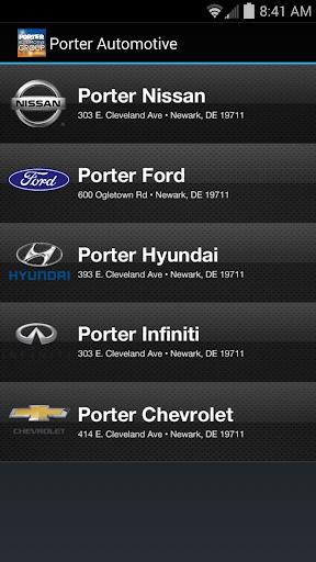 Porter Automotive|玩交通運輸App免費|玩APPs