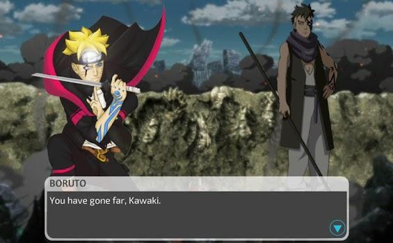 BORUTIMATE: Shinobi Strikers
