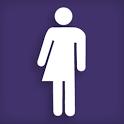 Refuge Restrooms icon