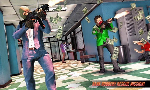 Bank Robbery Stealth Mission : Spy Games 2020 apktreat screenshots 2