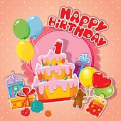 Happy Birthday Card with Voice