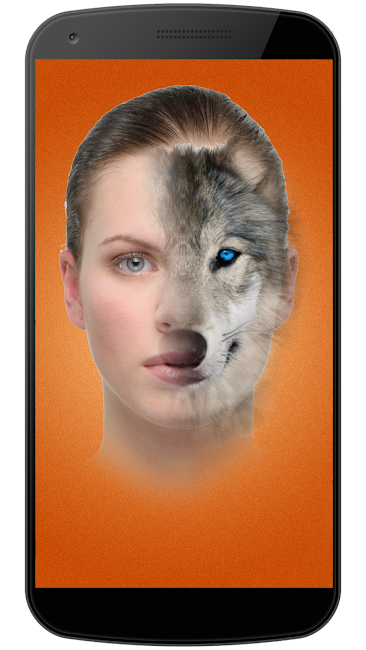 #4. Animal Photo Face Mix (Android)