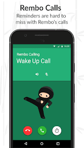 Rembo – Reminder, Alarm and To-Do Chatbot Apk Download For Android 2