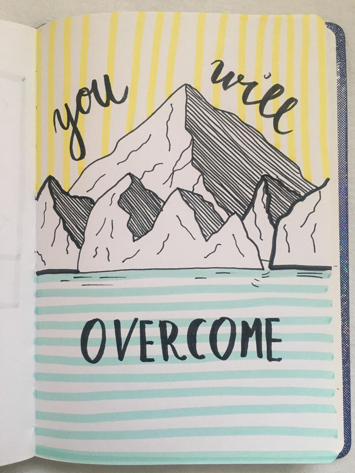 you will overcome art