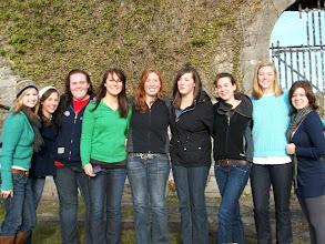 Photo: :) girls: Kristen, me, Mary, Maggie, Amanda, Jackie, Amy, Sage & Jess